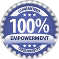 100% Steps to Empowerment